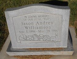 Jason Andrew Williamson