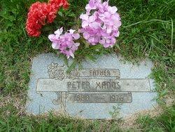 """Peter """"Pete"""" Xanos"""