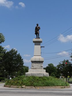 Ambrose Powell Hill Monument