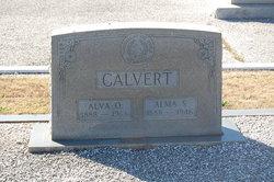 Alva Orestus Calvert