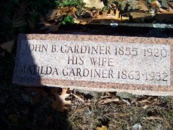 John Buell Gardiner