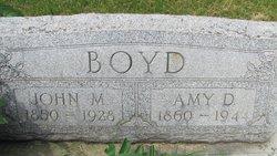 Amy <I>Dillinger</I> Boyd
