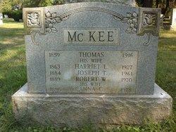 Harriet L <I>Helms</I> McKee