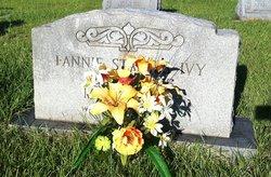 Fannie <I>Staples</I> Ivy