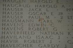 Capt Robert J Havir