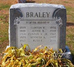 Clinton Warren Braley, Jr