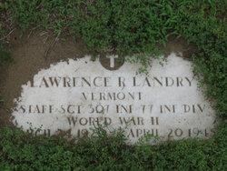 Lawrence R. Landry