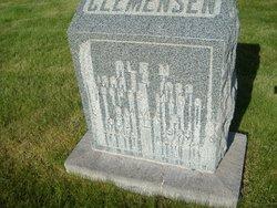 Emma Clemenson <I>Graham</I> Kenward