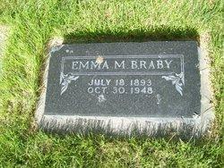 Emma E. <I>Munsee</I> Braby