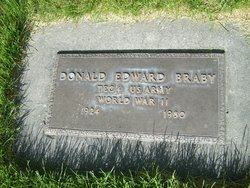 Donald Edward Braby