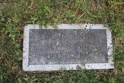 Edgar Franklin Gentry