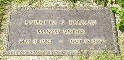 Loretta June <I>Shortsle</I> Brokaw