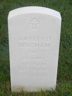 Aaron D Bingham