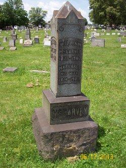 Margaret <I>Miller</I> McGarvey