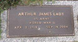 Arthur James Lady