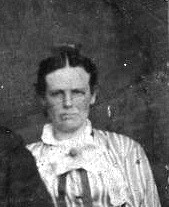 "Mary Elizabeth ""Polly"" <I>Glass</I> Hash"