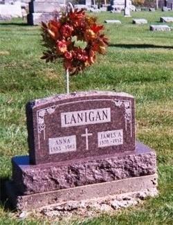 "Anna Marie ""Annie"" <I>Phillips</I> Lanigan"