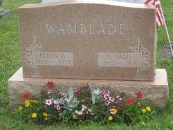 Ellen C <I>Turnwall</I> Wamblade