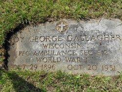 Roy George Gallagher