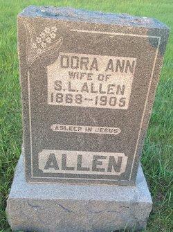 Dora Ann Allen
