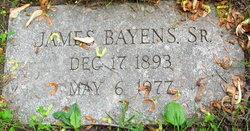 James Bayens, Sr