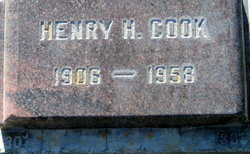 Henry H Cook