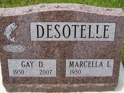 Gay Donald Desotelle