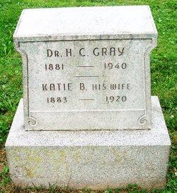 Dr Harvey Cecil Gray