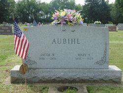 Mary A <I>Murphy</I> Aubihl