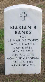 Marian Barbara <I>Blakley</I> Banks