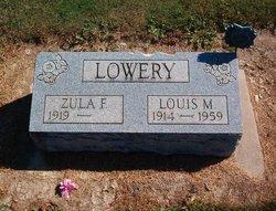 Zula F <I>York</I> Lowery