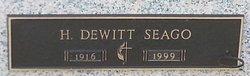 Haskell Dewitt Seago