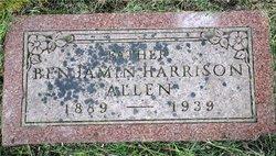 Benjamin Harrison Allen