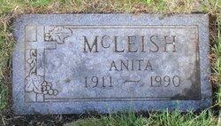 Anita <I>Bourgeois</I> McLeish