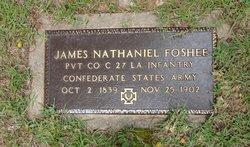 James Nathaniel Foshee
