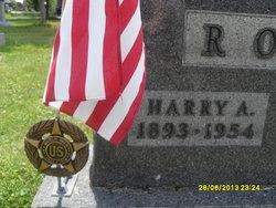 Harry A Ross
