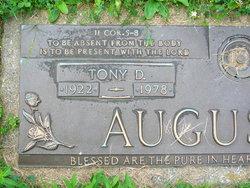 Tony Dominic Augustine