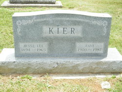 Jesse Lee Kier