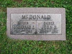Susannah E. McDonald