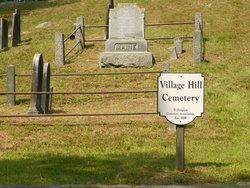 Village Hill Cemetery