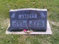 Edith <I>Wheeler</I> Abbott