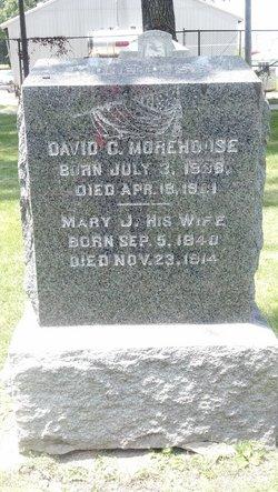David C Morehouse