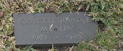 Colette <I>Randle</I> Murlin