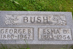 Rev George B. Bush
