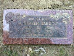Daniel Warren Badgley