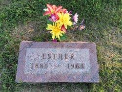 Esther Amelia <I>Jensen</I> Gilbertson