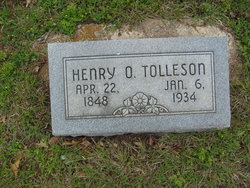 Henry Oscar Tolleson
