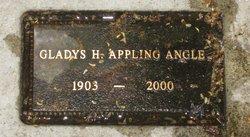 Gladys H <I>Appling</I> Angle