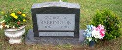 George W. Babbington