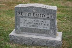 Emily Warner <I>Helms</I> Zettlemoyer